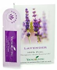 Lavender , Peace & Calming, or Peppermint Essential Oil Sample by Young Living