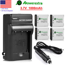 EN-EL19 ENEL19 Battery For Nikon Coolpix S33 S7000 S6900 S3700 S3500 & Charger
