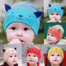 Unisex Baby Cap Beanie Boy Girl Toddler Infant Children Cotton Soft Cute Hat Pop