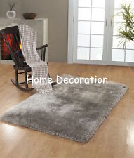 FLOOR RUG VARIOUS COLOUR SHAG / SHAGGY SILKY SUPER SOFT AND THICK RRP 299 $