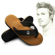 New Men's Summer Sport Beach Flip Flops Slippers Sandals Shoes Beckham AU