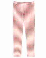 NWT Gymboree Girls Animal Party Coral Neon Striped Leggings Size 4 5 6 7 8 10 12