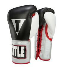 TITLE Boxing Platinum Power Pro Fight Gloves