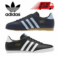 New 2016 Adidas Originals Bamba Mens Casual Retro Trainers Shoes SZ 7-12 UK