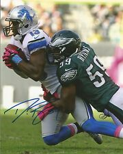 Philadelphia Eagles DeMeco Ryans Autographed Signed 8x10 Photo JSA PSA