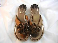 Lindsay Phillips Switchflops - 7001 - Missy - Bronze - NEW