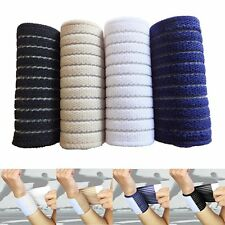 Elastic Wrist Brace Band Palm Wrap Guard Support Protector Sports Gloves Gym