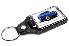 1973 Ford Mustang Mach 1 Car-toon Key Chain Ring Fob NEW