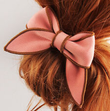 Holder Bow Ponytail Hair Rope Scrunchie Hair Accessories Satin Ribbon Hairband