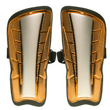 1 Pair Adults Youth Lightweight Shinguard Shin Pads for Soccer Football Sports