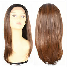 Synthetic Hair Wigs Originea 20 Inch Straight Synthetic Lace Front Wigs 5 Colors