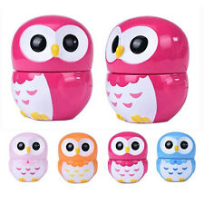 Owl Cute Kitchen Timer 60 Minute Cooking Mechanical Timer Bell Home Decoration