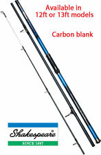 Shakespeare Sigma Carbon Beachcaster surf rod  4-8oz rod 12ft and 13ft