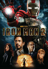 Iron Man 2  DVD Robert Downey Jr., Mickey Rourke, Gwyneth Paltrow, Don Cheadle,