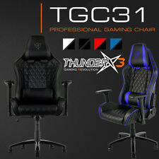 Aerocool Thunder X3 TGC31 Reclinable 180° Professional Gaming Chair Seat NEW