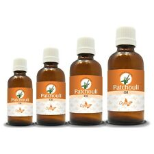 100% NATURAL PATCHOULI ESSENTIAL OIL (Aromatherapy) choose from 15ml to 250ml