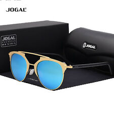 Jogal Vintage Womens Brand Designer Sunglasses Polarized Retro Cat Eye Glasses