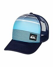 NEW QUIKSILVER™  Boys 8-16 Striped Out Trucker Cap Boys Teens MORE COLOURS AVAIL