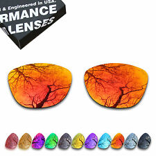 TAN Polarized Lenses Replacement for-Oakley Frogskins Sunglasses-Multiple Option