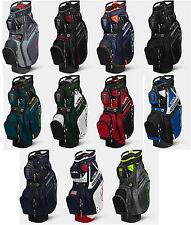 SUN MOUNTAIN C-130 CART GOLF BAG MENS - NEW 2017 - 14 FULL LENGTH DIVIDERS