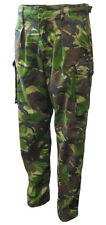British Soldier 95 DPM Combat Cadet Field Airsoft Woodland Camo Hunting Trousers