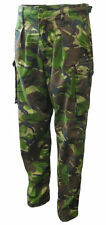 BRITISH SOLDIER 95 TROUSERS ARMY CADET FIELD HUNTING PANTS WOODLAND DPM CAMO