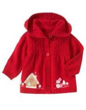 NWT Gymboree Cozy Cutie Sweater 3-6
