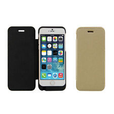 7000mAh External Power Battery Rechargeable Charger Flip Case For iPhone 6 6S US