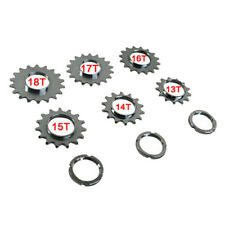 Fixie Bicycle Sprocket Fixed Gear Single Speed Cog Threaded Lock Ring