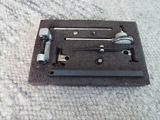 Vintage Moore & Wright imperial  dial gauge and parts