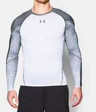 Under Armour UA Mens Compression Long Sleeve HeatGear Shirt Scope Shirt 1271346
