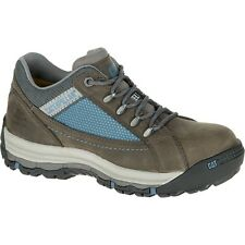 Caterpillar Women's Champ Steel Toe Work Dark Gull Grey Shoes P90666