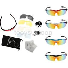 Polarized Cycling UV Sunglasses Outdoor Sports Bicycle Glasses with Frame