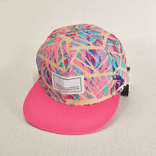 Men Women Baseball Cap Snapback Hat Hip-Hop Adjustable Bboy Cap Floral Printed