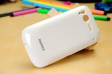 Remax Jelly Series TPU Soft Case Cover for HTC Desire S S510E G12