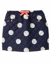NWT Gymboree Girls Polar Pink Navy White Polka Dot Quilted Skirt Size 4 6 & 10
