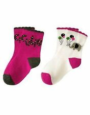 NWT Gymboree Merry and Bright Socks size 0-6 M