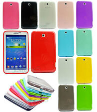 """Silicone Case Cover for SAMSUNG Galaxy Tab 3 7.0"""" 7"""" 7-inch, Tablet P3200 P3210"""