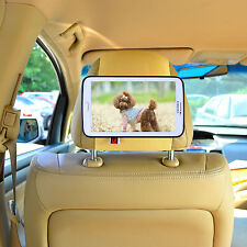 Car Headrest Mount for Samsung Galaxy Tab 3 7.0 P3200 (P3210) New Black Beige