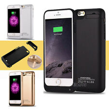 Rechargeable External Battery Backup Charger Case Cover Pack Bank for iPhone 6 +