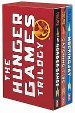 The Hunger Games Trilogy Suzanne Collins (Paperback Box Set)