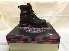 MILWAUKEE WOMENS MOTORCYCLE BOOTS THROTTLE #MB240