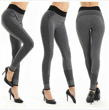 Womens Fitness Gym Wear Workout Trousers Yoga Pants Leggings Compression
