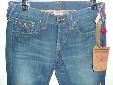 True Religion Women's Cameron Boyfriend w/ Mixed Hardware Jean *Retail $262*
