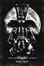 The Dark Knight Rises Batman 11x17 16x20 24x36 27x40 Movie Photo Poster Bale S