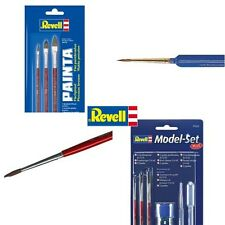 Revell Model kit Paint Brushes (All sizes and varieties) Paintbrush