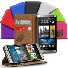 Book Flip for HTC One M7 Mobile Phone Case Flip Cover Wallet Protector Pouch