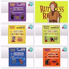 Pencil Case Stationery Set From Horrible Histories STOCKING FILLER RENTREE