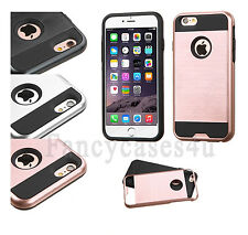 Anti Shock Tough Armour Heavy Duty SHOCKPROOF iPhone 6 6s Case Cover