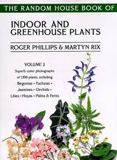 USED (GD) The Random House Book of Indoor and Greenhouse Plants, Volume 2